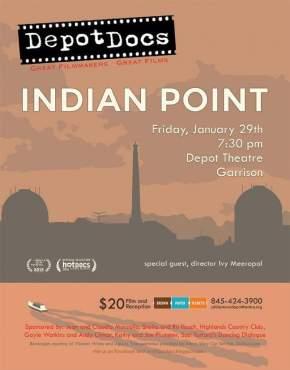"January 29th: ""Indian Point"" Screening InGarrison"