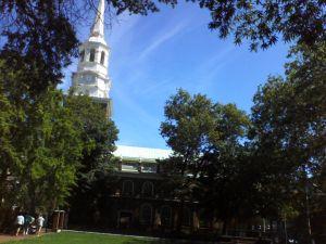 Christ Church in Philadelphia.