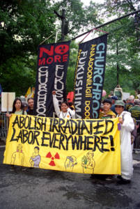 April 29: Nuclear-Free, Carbon-Free Contingent at the People's Climate March