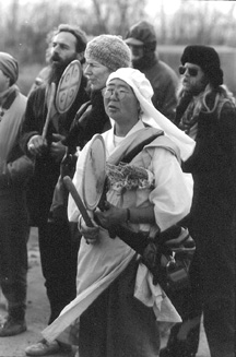 Info on Jun-San Yasuda of Grafton Peace Pagoda and Peace Walkers